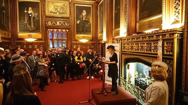Katie Sheen brain tumour charity speaker