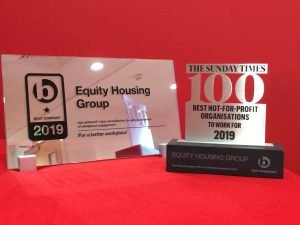 Equity Housing Group Awards